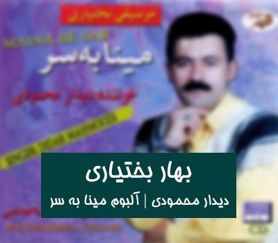 لری بهار بختیاری دیدار محمودی