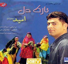 آلبوم لری نازک دل امید محمودی