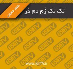 taka-Tak-Zam-Dame-Dar - Davod Hosseini