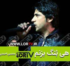 هی بُنگ بزنم محسن احمدی