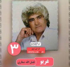 آهنگ لری غریو از فضل الله صفاری