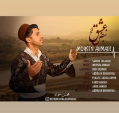 نبض عشق محسن احمدی
