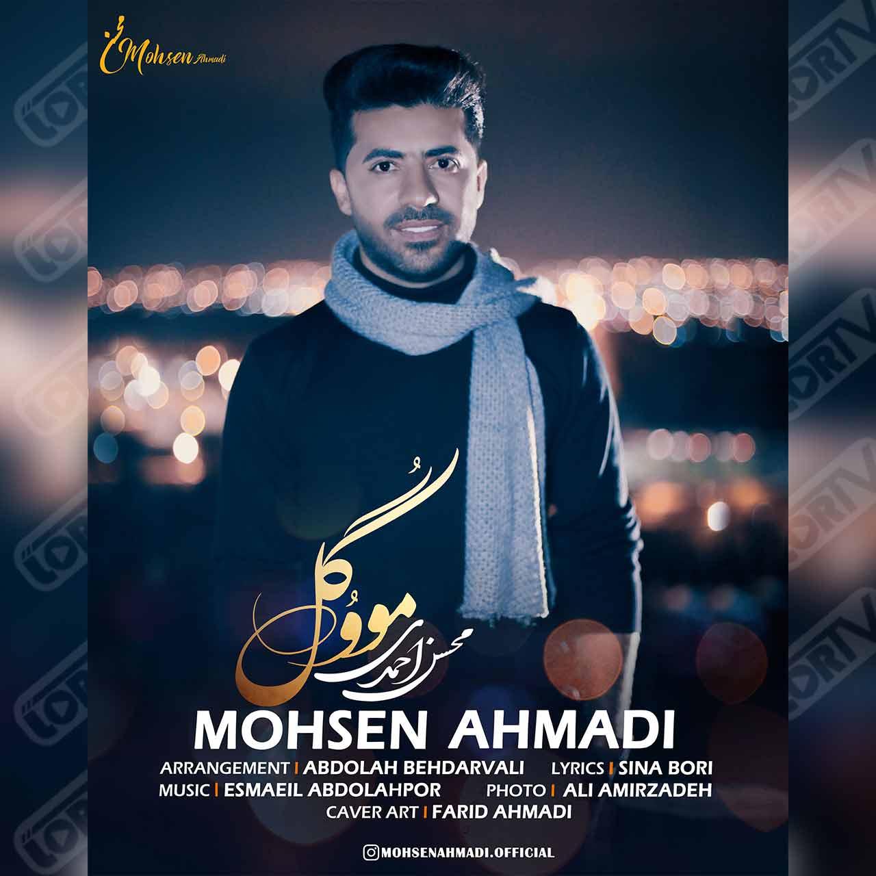 مو و گل از محسن احمدی